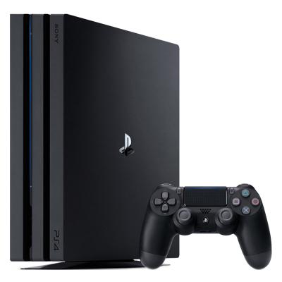 کنسول بازی سونی مدل Playstation 4 Pro ریجن 2 کد CUH-7116B ظرفیت 1 ترابایت (سفید)