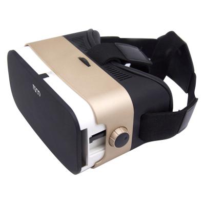 هدست واقعیت مجازی تسکو مدل TVR 568 (طلایی)