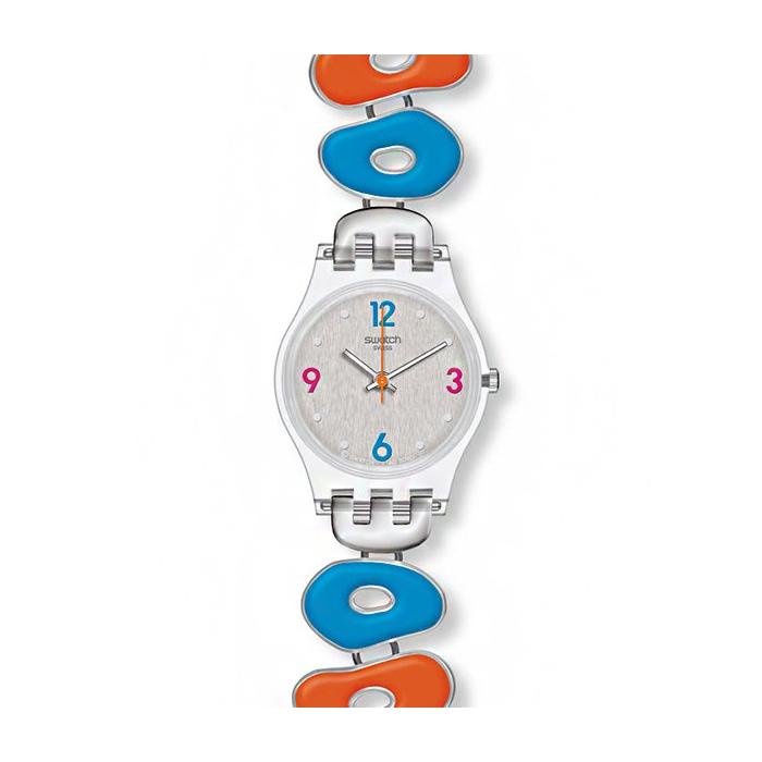 ساعت مچی عقربه ای زنانه سواچ مدل LK312G