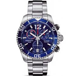 ساعت مچی عقربه ای مردانه سرتینا مدل C013.417.11.047.00