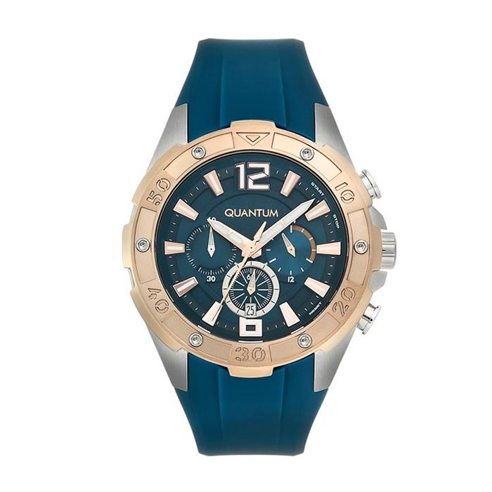 ساعت مچی عقربه ای مردانه کوانتوم مدل PWG373.599