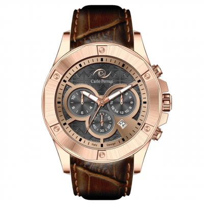 ساعت مچی عقربه ای مردانه کارلو پروجی مدل CG2043-3