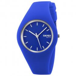 ساعت مچی عقربه ای اسکمی مدل S9068/Blue