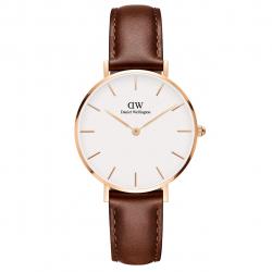 ساعت مچی عقربه ای زنانه دنیل ولینگتون مدل DW00100175