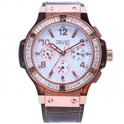 ساعت مچی عقربه ای زنانه تراست مدل L503CQI