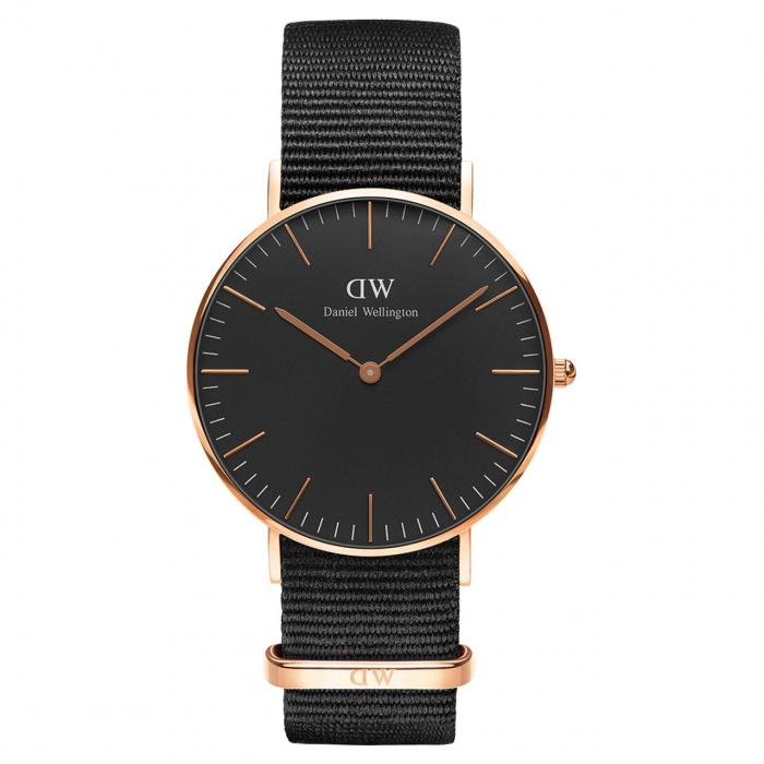 ساعت مچی عقربه ای زنانه دنیل ولینگتون مدل DW00100150