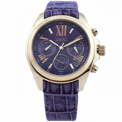 ساعت مچی عقربه ای زنانه تراست مدل L501BJO