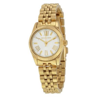 ساعت مچی عقربه ای زنانه مایکل کورس مدل MK3230 (طلایی)