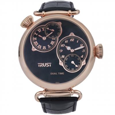 ساعت مچی عقربه ای مردانه تراست مدل G411-42BBD