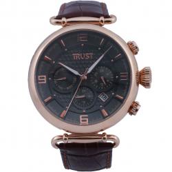 ساعت مچی عقربه ای مردانه تراست مدل G410-42DGF