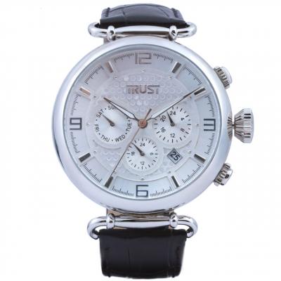 ساعت مچی عقربه ای مردانه تراست مدل G410-12BSF