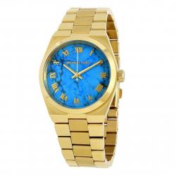 ساعت مچی عقربه ای زنانه مایکل کورس مدل MK5894 (طلایی)