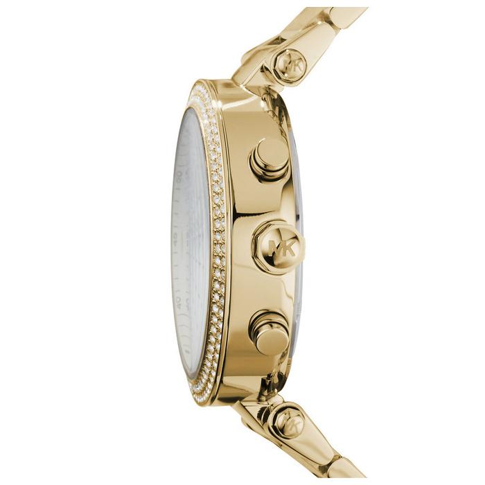 ساعت مچی عقربه ای زنانه مایکلکورس مدل MK5354 (طلایی)