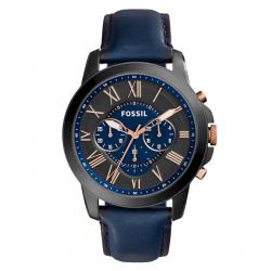 ساعت مچی عقربه ای مردانه فسیل مدل FS5061