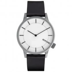 ساعت مچی عقربه ای کومونو مدل Winston Regal Anthracite