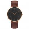 ساعت مچی عقربه ای مردانه دنیل ولینگتون مدل DW00100125