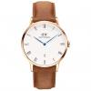 ساعت مچی عقربه ای مردانه دنیل ولینگتون مدل DW00100115