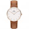 ساعت مچی عقربه ای زنانه دنیل ولینگتون مدل DW00100112