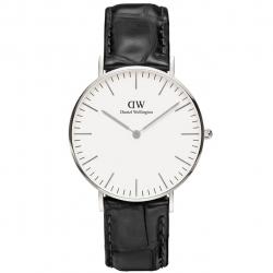 ساعت مچی عقربه ای زنانه دنیل ولینگتون مدل DW00100058