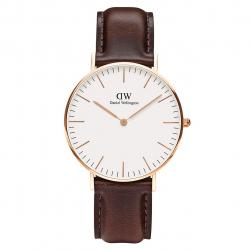ساعت مچی عقربه ای زنانه دنیل ولینگتون مدل DW00100039