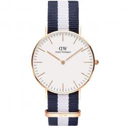 ساعت مچی عقربه ای زنانه دنیل ولینگتون مدل DW00100031