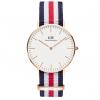 ساعت مچی عقربه ای زنانه دنیل ولینگتون مدل DW00100030