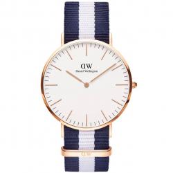 ساعت مچی عقربه ای مردانه دنیل ولینگتون مدل DW00100004