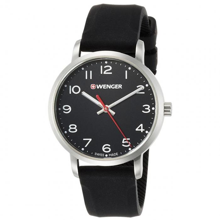 ساعت مچی عقربه ای مردانه ونگر مدل 01.1621.101