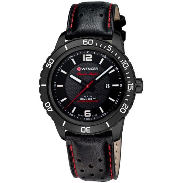 ساعت مچی عقربه ای مردانه ونگر مدل 01.0851.123