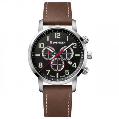 ساعت مچی عقربه ای مردانه ونگر مدل 01.1543.103