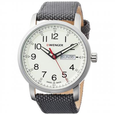 ساعت مچی عقربه ای مردانه ونگر مدل 01.1541.106
