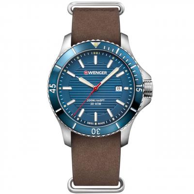 ساعت مچی عقربه ای مردانه ونگر مدل 01.0641.121