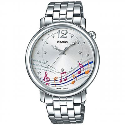 ساعت مچی عقربه ای زنانه کاسیو مدل LTP-E123D-7ADF