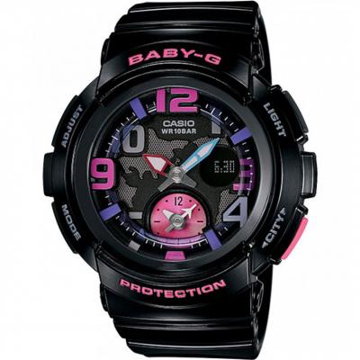 ساعت مچی عقربه ای زنانه کاسیو مدل BGA-190-1BDR