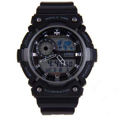 ساعت مچی عقربه ای مردانه کاسیو مدل AEQ-200W-1AVDF