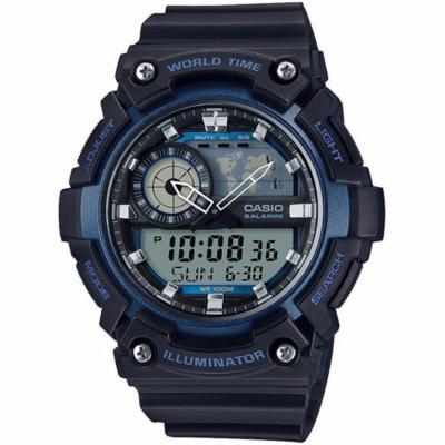 ساعت مچی عقربه ای مردانه کاسیو مدل AEQ-200W-2AVDF
