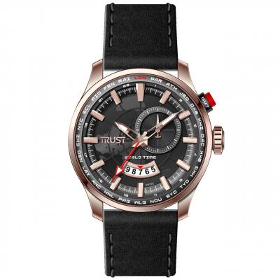 ساعت مچی عقربه ای مردانه تراست مدل G419CVF