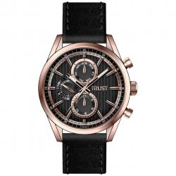 ساعت مچی عقربه ای مردانه تراست مدل G432CVD