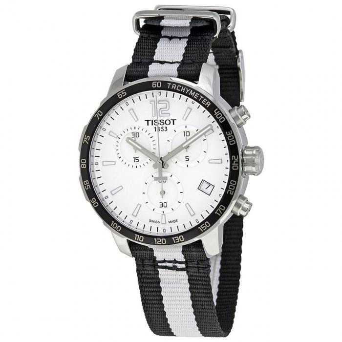 ساعت مچی عقربه ای مردانه تیسوت مدل T095.417.17.037.11