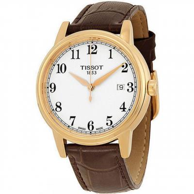 ساعت مچی عقربه ای مردانه تیسوت مدل T085.410.36.012.00
