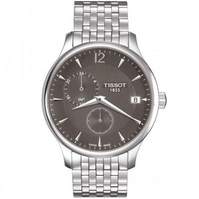ساعت مچی عقربه ای مردانه تیسوت مدل T063.639.11.067.00