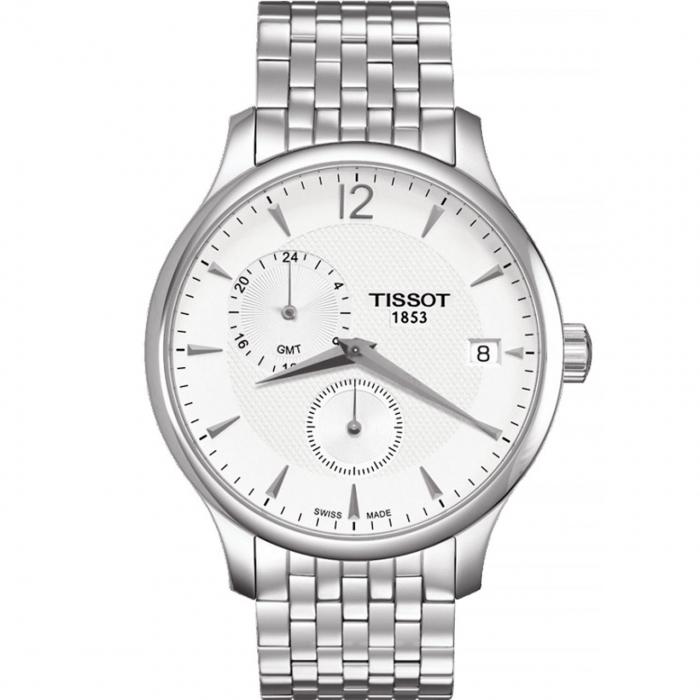 ساعت مچی عقربه ای مردانه تیسوت مدل T063.639.11.037.00