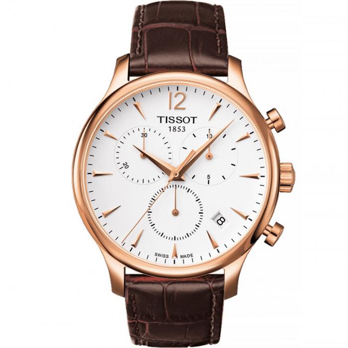ساعت مچی عقربه ای مردانه تیسوت مدل T063.617.36.037.00