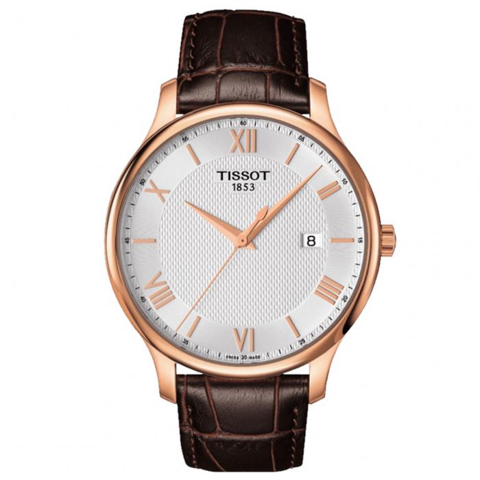 ساعت مچی عقربه ای مردانه تیسوت مدل T063.610.36.038.00