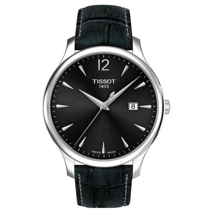 ساعت مچی عقربه ای تیسوت مدل T063.610.16.087.00