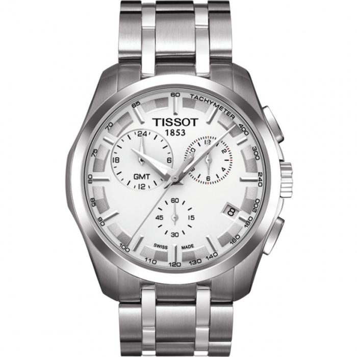 ساعت مچی عقربه ای مردانه تیسوت مدل T035.439.11.031.00