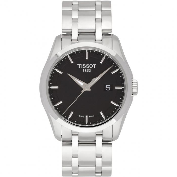 ساعت مچی عقربه ای مردانه تیسوت مدل T035.410.11.051.00