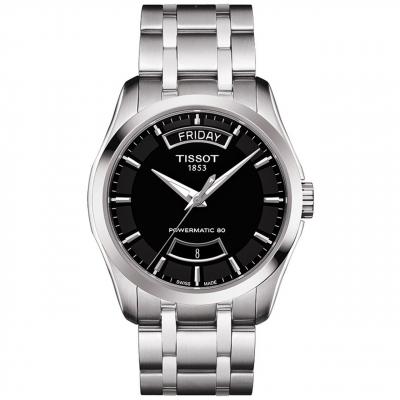 ساعت مچی عقربه ای مردانه تیسوت مدل T035.407.11.051.01