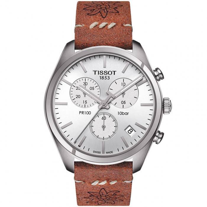 ساعت مچی عقربه ای مردانه تیسوت مدل T101.417.16.031.01