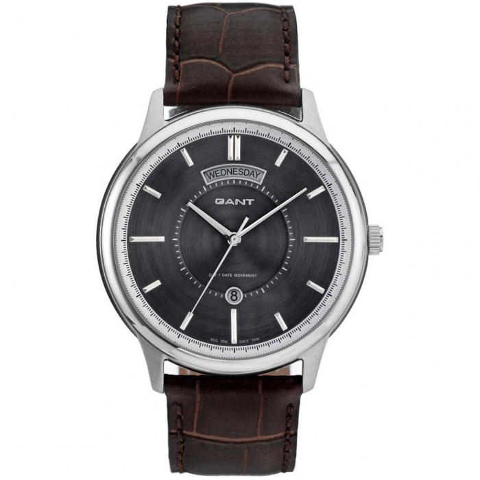 ساعت مچی عقربه ای مردانه گنت مدل GW10931